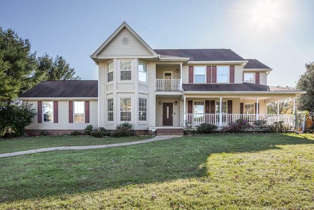 7728 Monger Ln, Ooltewah, TN 37363 (MLS #1327035) :: The Chattanooga's Finest | The Group Real Estate Brokerage
