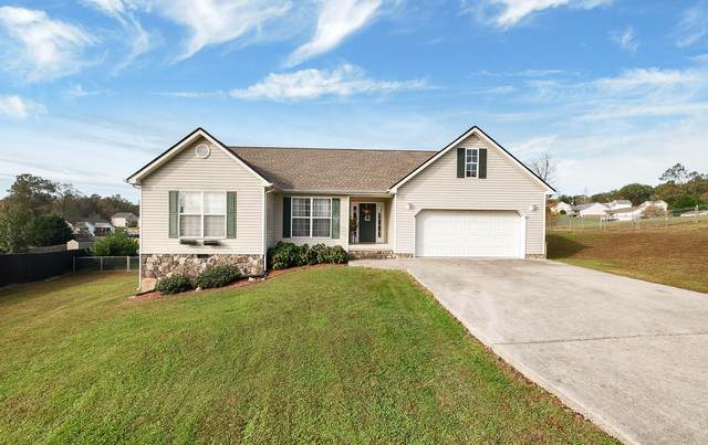 64 Lonecrest Dr, Ringgold, GA 30736 (MLS #1327037) :: The Weathers Team