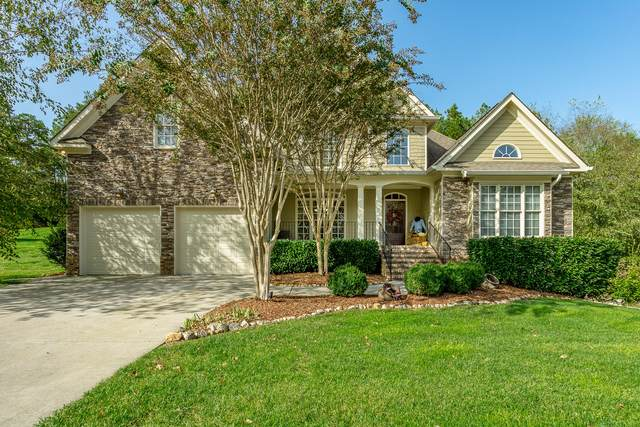 11171 Captains Cove Dr, Soddy Daisy, TN 37379 (MLS #1327062) :: Austin Sizemore Team
