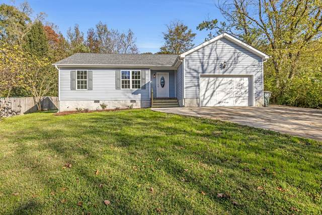 810 Indian Springs Rd, Ringgold, GA 30736 (MLS #1327101) :: The Weathers Team