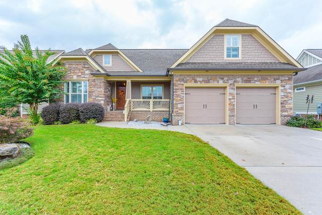 8677 Seven Lakes Dr, Ooltewah, TN 37363 (MLS #1327115) :: Austin Sizemore Team