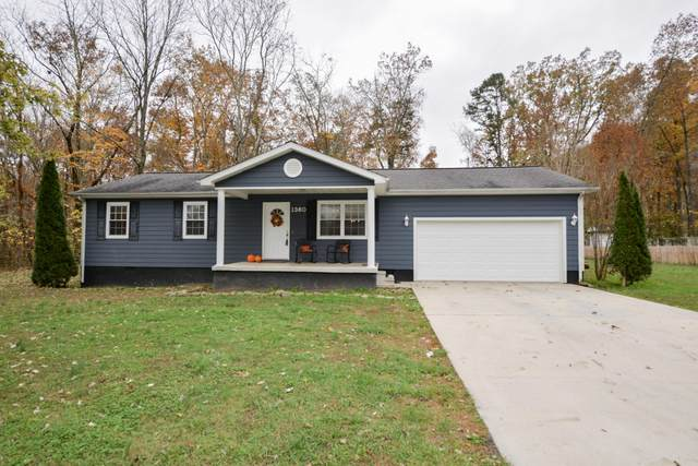 1380 Tram Trl Tr, Dunlap, TN 37327 (MLS #1327342) :: The Chattanooga's Finest | The Group Real Estate Brokerage