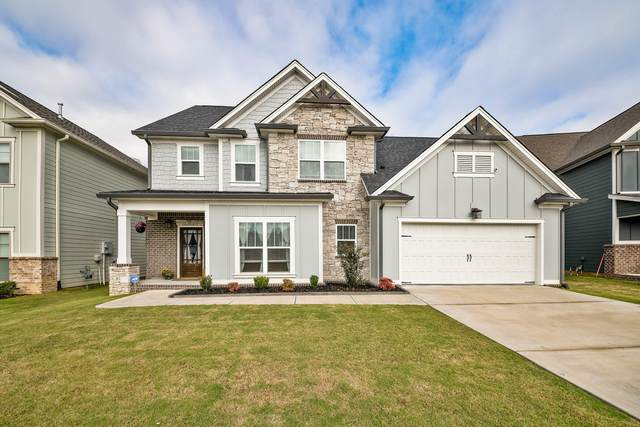 8519 River Birch Loop #25, Ooltewah, TN 37363 (MLS #1327432) :: The Mark Hite Team