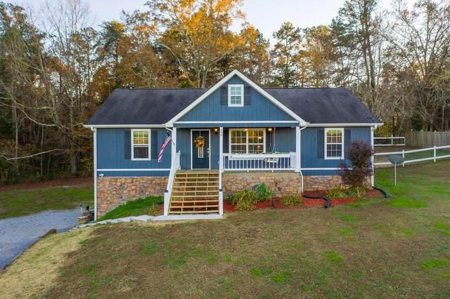 450 Pebblebrook Ln, Trenton, GA 30752 (MLS #1327491) :: The Chattanooga's Finest | The Group Real Estate Brokerage