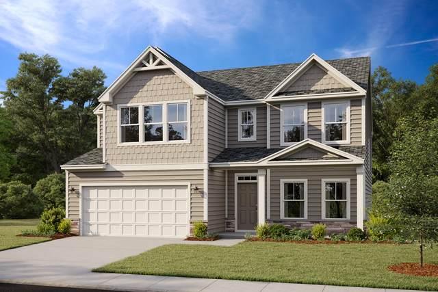 8632 Kensley Ln #34, Hixson, TN 37343 (MLS #1327497) :: Chattanooga Property Shop