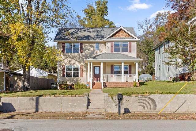 331 W Bell Ave, Chattanooga, TN 37405 (MLS #1327609) :: Smith Property Partners