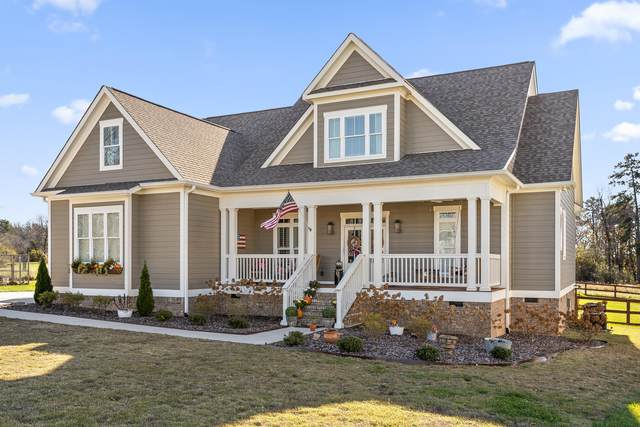1900 Wagon Ln, Signal Mountain, TN 37377 (MLS #1327656) :: Austin Sizemore Team