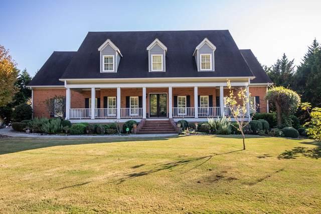 1605 Ryman Ridge Rd, Dalton, GA 30720 (MLS #1327717) :: The Chattanooga's Finest | The Group Real Estate Brokerage