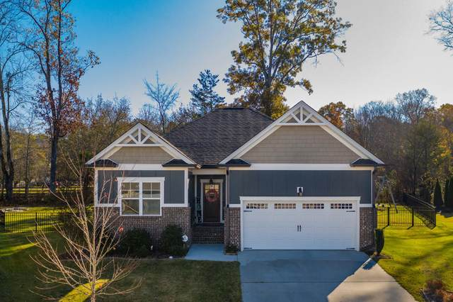 8554 Red Deer Ln, Ooltewah, TN 37363 (MLS #1327727) :: The Edrington Team