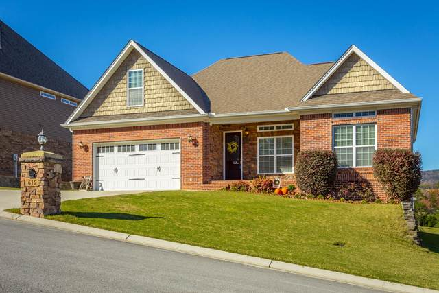 612 Sunset Valley Dr, Soddy Daisy, TN 37379 (MLS #1327742) :: The Mark Hite Team