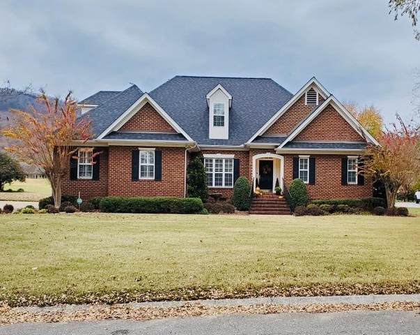 4553 Cummings Cove Dr, Chattanooga, TN 37419 (MLS #1327765) :: The Edrington Team