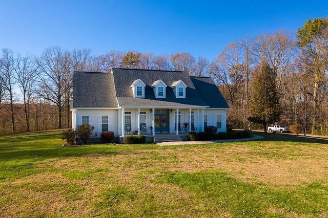 6893 New Harmony Rd, Pikeville, TN 37367 (MLS #1327777) :: Smith Property Partners