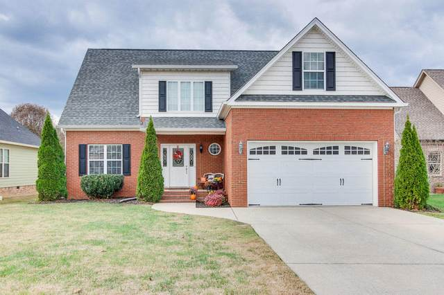 2569 NW Sweet Bay Cir, Cleveland, TN 37312 (MLS #1327797) :: The Hollis Group