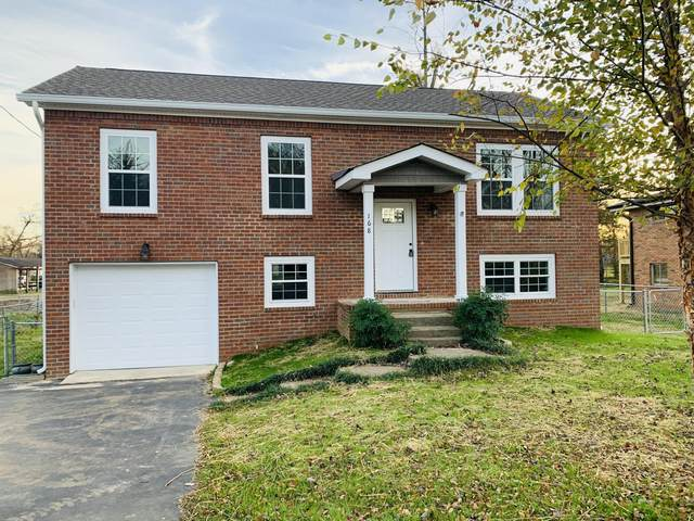 168 Howard Dr, Fort Oglethorpe, GA 30742 (MLS #1327880) :: The Hollis Group