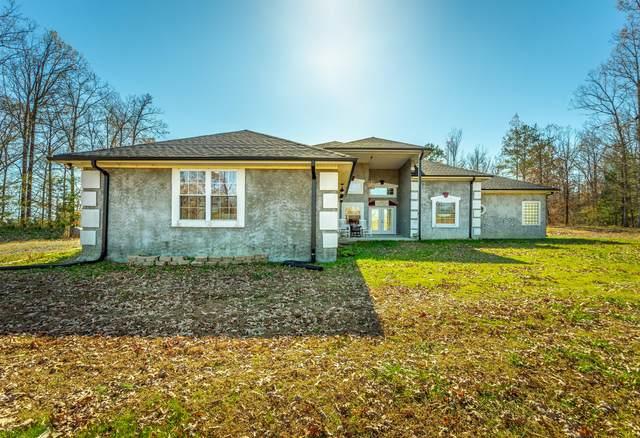 560 Johnson Rd, Chatsworth, GA 30705 (MLS #1327891) :: EXIT Realty Scenic Group