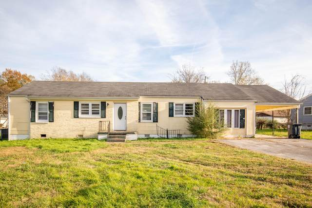 1004 Hurst St, Chattanooga, TN 37412 (MLS #1327894) :: EXIT Realty Scenic Group