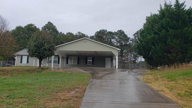 193 Julie Ln, Chatsworth, GA 30705 (MLS #1327903) :: The Chattanooga's Finest | The Group Real Estate Brokerage