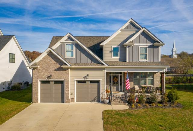 9527 Silver Stone Ln, Ooltewah, TN 37363 (MLS #1327905) :: The Jooma Team
