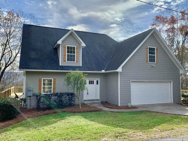 124 Hilltop Dr, Summerville, GA 30747 (MLS #1327917) :: The Robinson Team