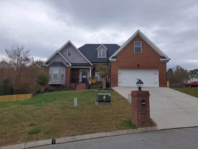 4864 Bobby Jeffery Dr #11, Ooltewah, TN 37363 (MLS #1327919) :: EXIT Realty Scenic Group
