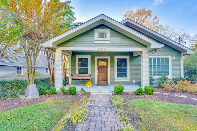 905 Sterling Ave, Chattanooga, TN 37405 (MLS #1327920) :: The Hollis Group