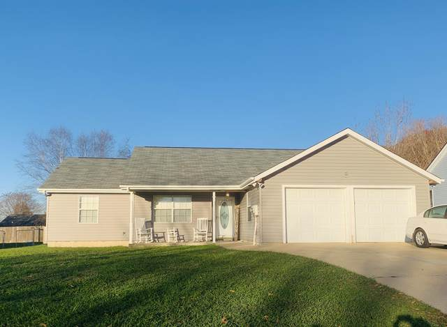 9515 Pasture Dr #33, Ooltewah, TN 37363 (MLS #1327922) :: The Edrington Team