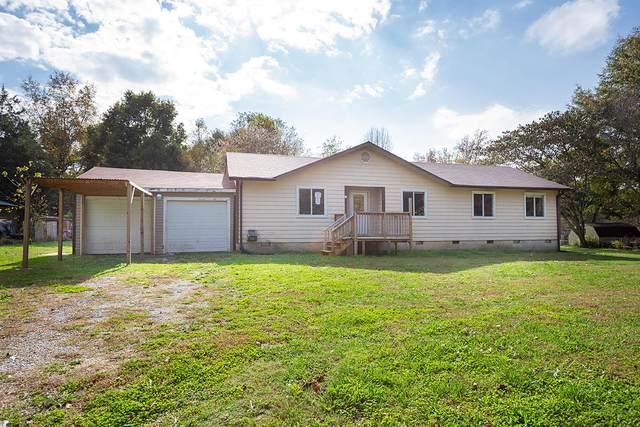 183 Shipman Ln, Benton, TN 37307 (MLS #1327926) :: EXIT Realty Scenic Group