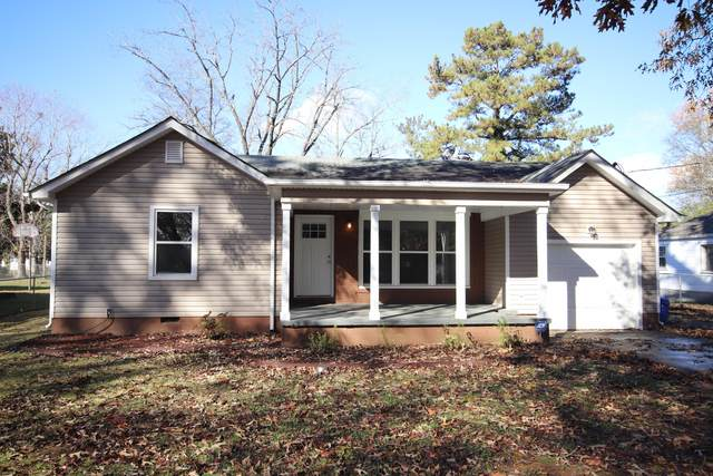 703 Woodvale Ave, Chattanooga, TN 37411 (MLS #1328016) :: The Weathers Team