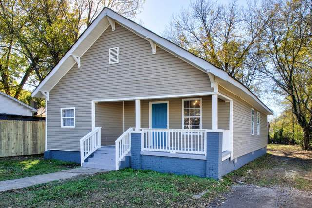 1406 E 16th St, Chattanooga, TN 37404 (MLS #1328164) :: The Weathers Team