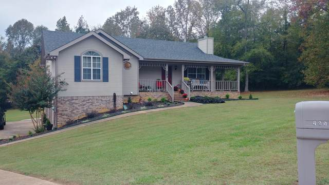 203 Spring Valley Ln, Ringgold, GA 30736 (MLS #1328291) :: The Edrington Team