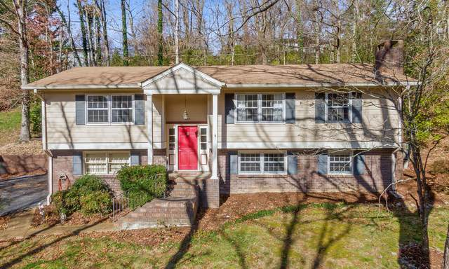 809 Ravine Rd, Signal Mountain, TN 37377 (MLS #1328392) :: The Mark Hite Team