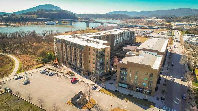200 Manufacturers Rd #348, Chattanooga, TN 37405 (MLS #1328398) :: Keller Williams Realty | Barry and Diane Evans - The Evans Group