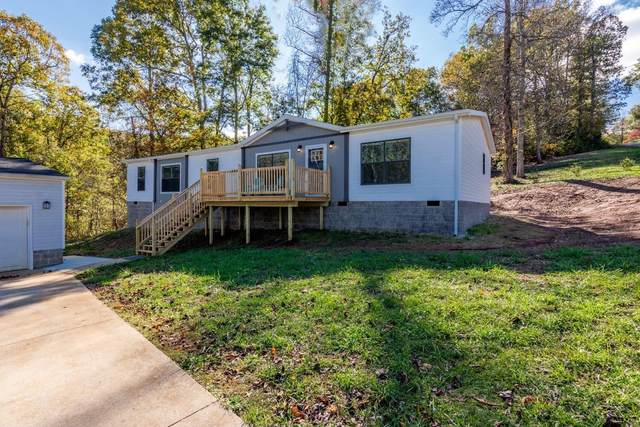 392 Allison Dr, Harriman, TN 37748 (MLS #1328399) :: EXIT Realty Scenic Group