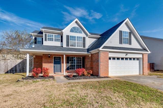 1610 Chase Meadows Cir, Hixson, TN 37343 (MLS #1328428) :: Austin Sizemore Team