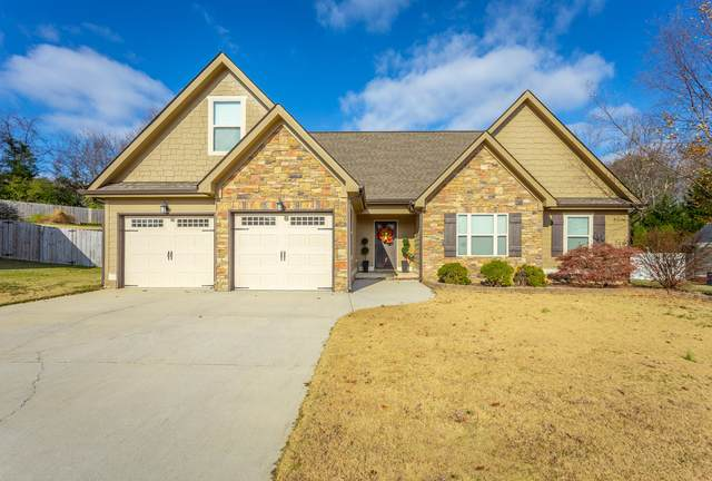 231 Live Oak Rd, Ringgold, GA 30736 (MLS #1328439) :: The Weathers Team
