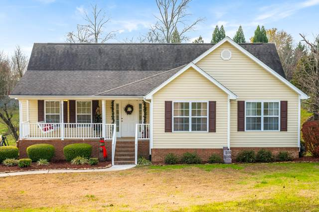 436 Cornerstone Dr, Ringgold, GA 30736 (MLS #1328496) :: The Weathers Team