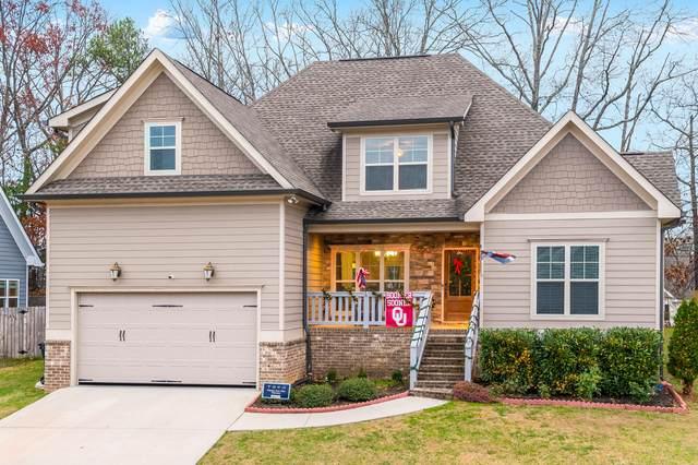 5364 Rose Glen Ct, Ooltewah, TN 37363 (MLS #1328510) :: Chattanooga Property Shop