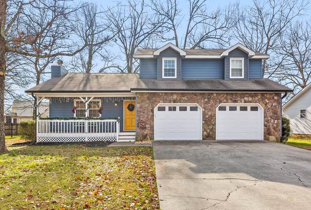 8712 Oak View Dr, Chattanooga, TN 37421 (MLS #1328519) :: Denise Murphy with Keller Williams Realty