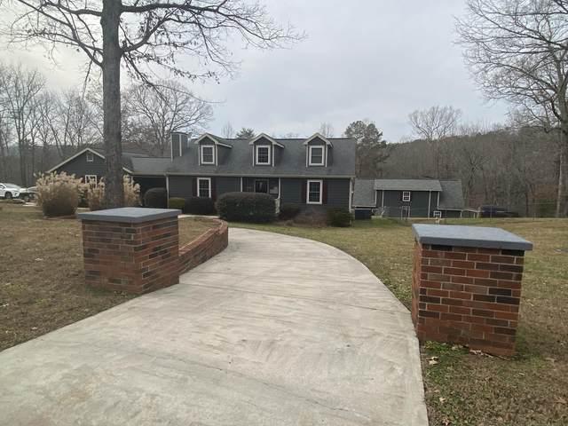 370 Carpenter Rd, Dunlap, TN 37327 (MLS #1328592) :: The Hollis Group