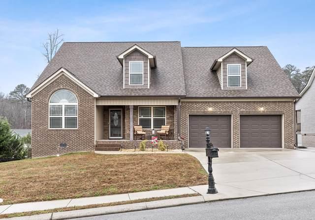 633 Soaring Eagle Cir, Hixson, TN 37343 (MLS #1328766) :: Chattanooga Property Shop