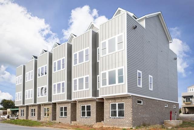923 E 17th St #109, Chattanooga, TN 37408 (MLS #1328860) :: The Weathers Team