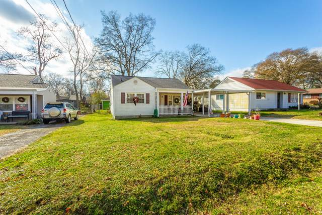 4402 Louise Ave, Chattanooga, TN 37412 (MLS #1328893) :: Austin Sizemore Team