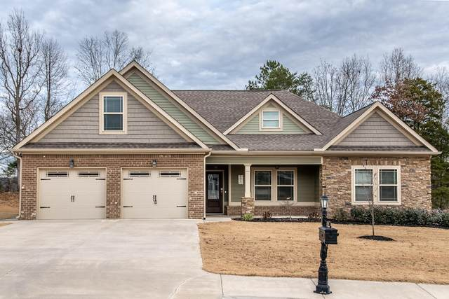 655 Live Oak Rd, Ringgold, GA 30736 (MLS #1328918) :: The Weathers Team
