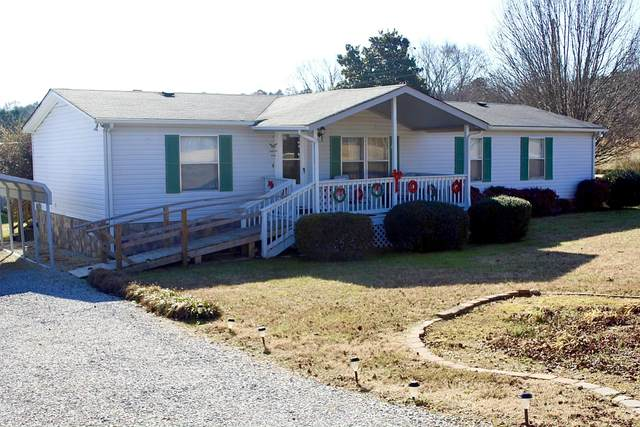 569 Hurtt Rd, Chickamauga, GA 30707 (MLS #1328982) :: Denise Murphy with Keller Williams Realty