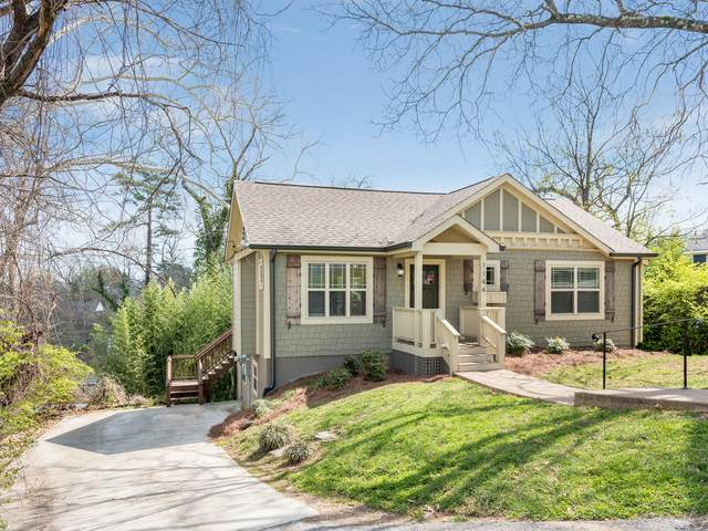 1144 Fairmount Ave, Chattanooga, TN 37405 (MLS #1329141) :: The Jooma Team