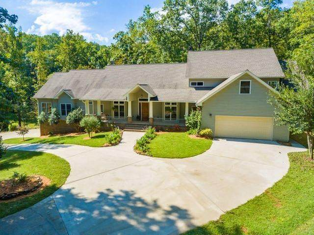 3920 Straight Gut Rd, Lafayette, GA 30728 (MLS #1329204) :: The Jooma Team