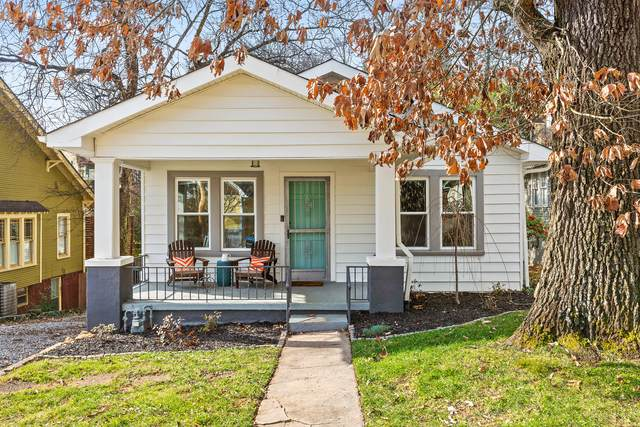 1228 Hanover St, Chattanooga, TN 37405 (MLS #1329254) :: The Jooma Team