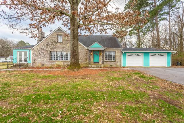 600 James St, Rossville, GA 30741 (MLS #1329274) :: The Edrington Team