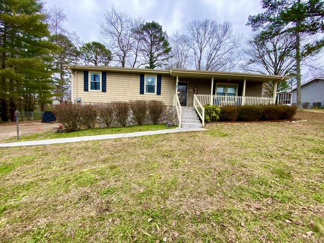 1349 Holcomb Rd, Ringgold, GA 30736 (MLS #1329287) :: The Mark Hite Team