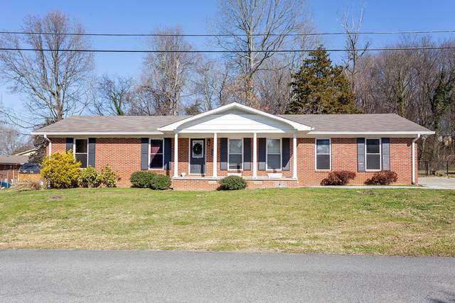 470 NW Ash Dr, Cleveland, TN 37312 (MLS #1329388) :: The Jooma Team
